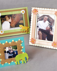 Kids' Cardboard Frame