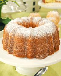 Martha Stewart Devils Bundt Cake