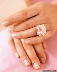 Spring Forward With These Blooming Rings