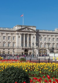 Renovating Buckingham Palace