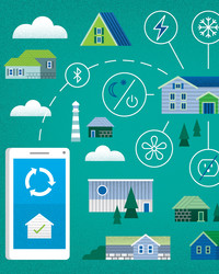 Power Down: Cut Home Energy Costs wIth the Help of Gadgets