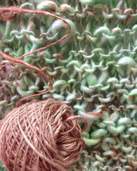 Getting Slubby With It: Novelty Yarn for Knitting, Crocheting and Weaving