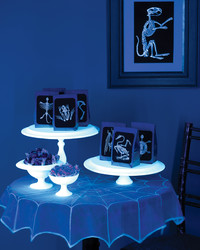 Luminous Cake Stand