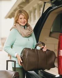 Take a Peek Inside Martha Stewart's Purse!