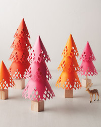 Pretty Paper Forest