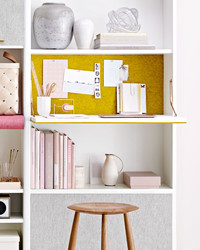 More Desk Organizing Ideas