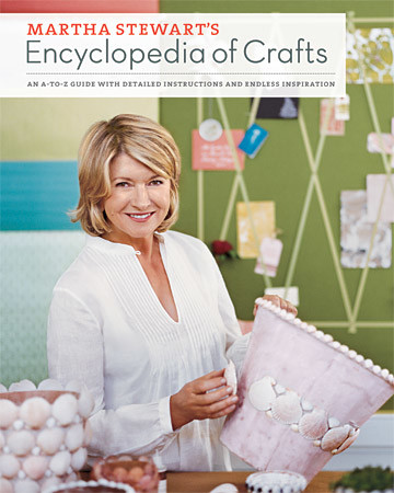 Templates from Martha Stewart's Encyclopedia of Crafts