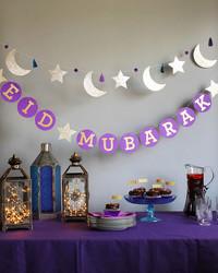 5 Elegant Ideas for Eid al-Fitr