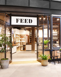 Fight Childhood Hunger on Your Next Coffee Run -- Visit Lauren Bush Lauren's FEED Cafe