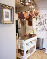 Small Kitchen Storage Ideas: Inside a Well-Designed NYC Kitchen