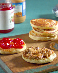 Try PB and J Pancakes This Weekend