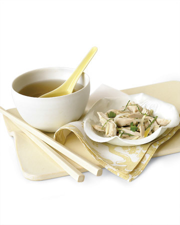 Lemongrass Chicken Soup Recipe Martha Stewart