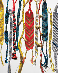 3 Patterns to Make the Perfect Friendship Bracelet