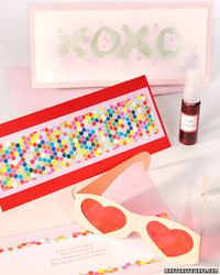 Valentine's Day Secret Messages