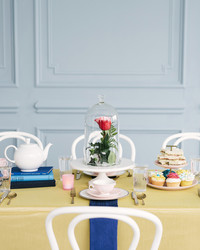 """Be Our Guest: A Baby Shower Inspired by """"Beauty and the Beast"""""""