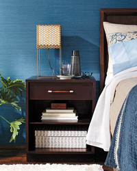 Reviving a Midcentury-Modern Wooden Nightstand