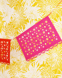 Floral Papel Picado: A Classic Mexican Paper Craft