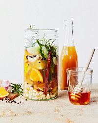 fire cider tonic