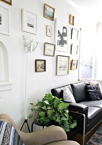 Kirsten Grove of Simply Grove takes us though her living room design