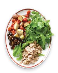 Martha stewart salad nicoise