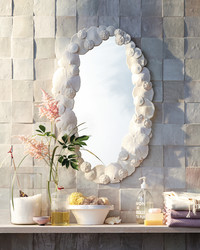 Sand Dollar Mirror How-To
