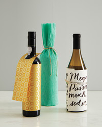 All Wrapped Up: How to Custom Gift Wrap a Bottle of Wine