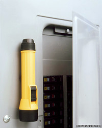 Organizing Basements & Storage Rooms