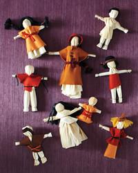 Kids' Fall Crafts