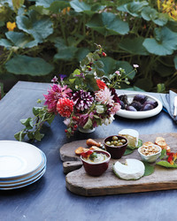 Frances Palmer's Garden-to-Table Summer Recipes