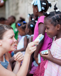 Follow the Owners of Hand in Hand on Their Trip to Haiti: Day Two