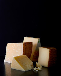 The Hard Facts About Parmesan and Other Hard Cheeses