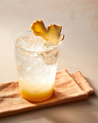 lemon ginger soda