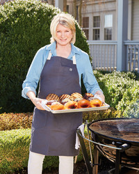 Fire Up the Grill for Martha's Favorite Burgers