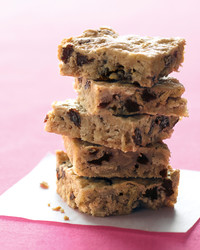 oatmeal raisin bars