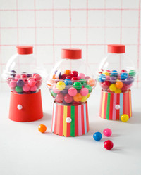 DIY Mini Gumball Machines Will be a Hit at Your Party