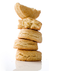 biscuit stack