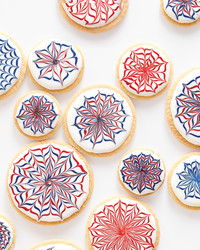 Bites with a Bang: Make These Firework Cookies For Memorial Day!