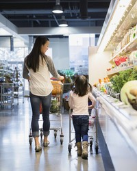 "New Research Suggests That Children Have Been Helping Their Families ""Grocery Shop"" for Centuries"