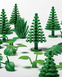 These New Legos are Sustainably Made From Plants