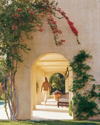 Home Tour: Ojai California Villa