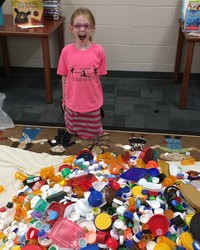 The 9-Year-Old Fighting Plastic Pollution