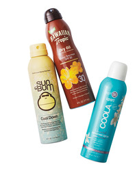 Our Top 3 Spray-On Sunblocks