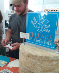 The Sixth Annual Vermont Cheese Festival