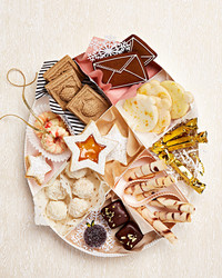 Truffles, Caramels, Tuiles, Spritz, and More!