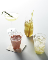4 Lemony, Lip-Smacking Drinks That Will Get You Through Summer