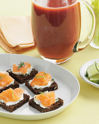 Smoked Salmon Dip Americas Test Kitchen