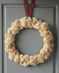 31 Days of Holiday Wreaths: One for Every Day of the Season!