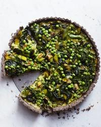 Amy Chaplin's Gluten-Free Savory Tart Recipe