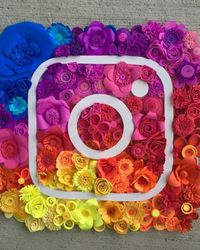 Wow! This Colorful Quilled Paper Will Brighten Your Day