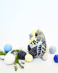 Tweet Tweet! Check Out These Charming Needle-Felted Birds